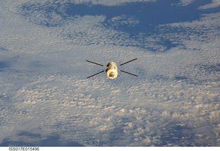 L'ATV aura marqué un tournant pour l'Europe spatiale en 2008