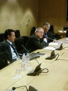 Jean-Jacques Dordain lors de la conférence de presse