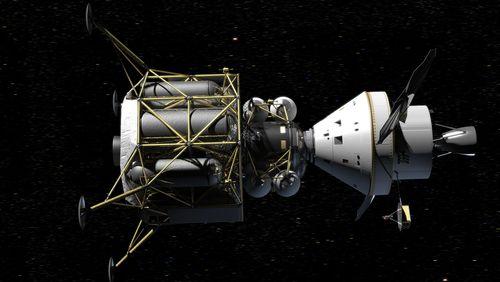 L'équipage qui retournera sur la Lune vers 2020 sera sans doute international